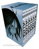 Battle Angel Alita - Last Order Perfect Edition Band 1-6 im Schuber