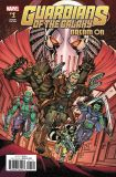 Guardians of the Galaxy (2020) 01: Die neuen Guardians [Variant-Cover-Edition 2 - Leipziger Buchmesse]