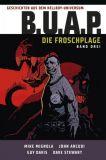 Geschichten aus dem Hellboy Universum: B.U.A.P. 03: Die Froschplage 3