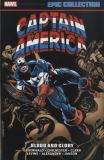 Captain America EPIC Collection 18: Blood and Glory