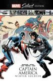 Captain America (2005) HC: Winter Soldier [Marvel Select Edition]