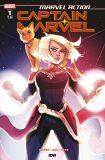 Marvel Action: Captain Marvel (2020) 01: Katz-Astrophe im Weltall