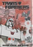 Transformers: The Manga (2020) HC 01