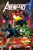Avengers (2019) Paperback 01: Galaktische Götter (Hardcover)