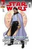 Star Wars (2015) 57: Age of Rebellion - Lando Calrissian & Jabba der Hutt [Comicshop-Ausgabe]