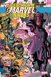 Die Geschichte des Marvel-Universums (2020) Softcover