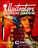 Illustrators Special (2016) Daggers Drawn! - The Art of Commando: War Stories in Pictures