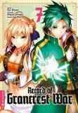 Record of Grancrest War 07