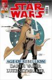 Star Wars (2015) 58: Age of Rebellion - Darth Vader & Luke Skywalker (Comicshop-Ausgabe)