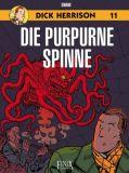 Dick Herrison 11: Die purpurne Spinne