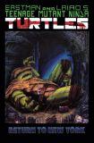 Teenage Mutant Ninja Turtles Color Classics (2012) TPB 03