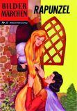 Bildermärchen 08: Rapunzel