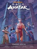 Avatar the Last Airbender: Imbalance (2018) Library Edition HC