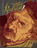 Graphic Novel Paperback: Rembrandt