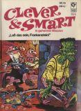 Clever & Smart (1972) 025: Laß das sein, Frankenstein!