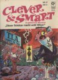 Clever & Smart (1972) 027: Dieser Schütze macht wohl Witze! (1. Auflage)