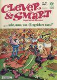 Clever & Smart (1972) 036: ... acht, neun, aus - Ringrichter raus!