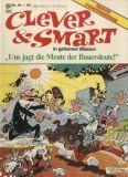 Clever & Smart (1972) 049: Uns jagt die Meute der Bauersleute!