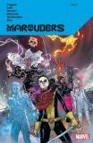Marauders (2019) TPB 01: Ahoy, muties—the X-Men sail at dawn!
