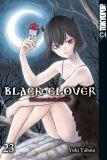 Black Clover 23: Schwarz wie die Nacht