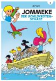 Jommeke 01: Der Schildkrötenschatz