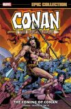 Conan the Barbarian (1970) The Original Marvel Years Epic Collection TPB 01: The Coming of Conan