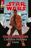 Star Wars (2015) 61: Age of Resistance - Captain Phasma & Finn (Comicshop-Ausgabe)