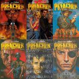 Preacher (1995) HC-Set mit allen sechs Bänden (Book 1-6)