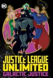Justice League Unlimited (2004) Graphic Novel: Galactic Justice