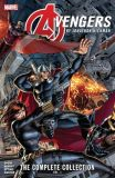 Avengers (2013) By Jonathan Hickman: The Complete Collection TPB 01
