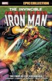 Iron Man Epic Collection TPB 04: The Fury of the Firebrand