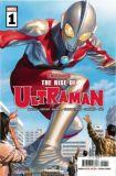 The Rise of Ultraman (2020) 01 (Abgabelimit: 1 Exemplar pro Kunde!)