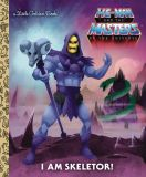 Little Golden Book: He-Man and the Masters of the Universe - I am Skeletor!