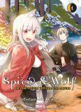 Spice & Wolf: Die Abenteuer von Col und Miyuri 01