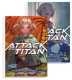 Attack on Titan - The Harsh Mistress of the City Doppelpack (Novel 1+2)