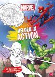 Marvel-Helden in Action