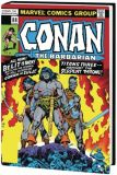 Conan the Barbarian (1970) Omnibus HC 04