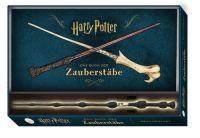 Harry Potter - Das Buch der Zauberstäbe (Geschenkset mit Buch und Zauberstab)