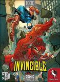 Puzzle - Invincible vs. Dinosaurus