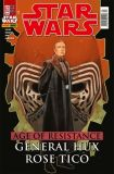 Star Wars (2015) 63: Age of Resistance - General Hux & Rose Tico (Kiosk-Ausgabe)