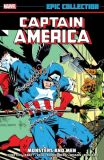 Captain America Epic Collection (2014) TPB 10: Monsters and Men