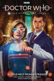 Doctor Who: A Tale of Two Time Lords (2020) TPB 01: A little Help from my Friends