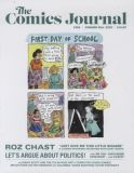 The Comics Journal (1977) 306: First Day of School