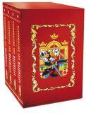 Lustiges Taschenbuch Sonderedition: Literatur aus Entenhausen (Band 1-4 im Sammelschuber)