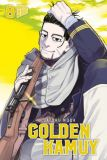 Golden Kamuy 08