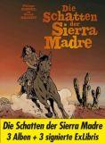Die Schatten der Sierra Madre Pack (Band 1-3)