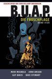 Geschichten aus dem Hellboy Universum: B.U.A.P. 04: Die Froschplage 4