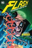 The Flash (2016) TPB 11: Cut down by The Trickster