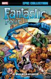 Fantastic Four: Epic Collection TPB 06: At War with Atlantis