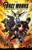 Iron Man 2020 (2020) TPB: Robot Revolution - Force Works